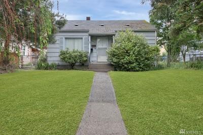 Tacoma Single Family Home For Sale: 4619 E E St