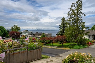 Seattle Single Family Home For Sale: 1941 NW 97th St