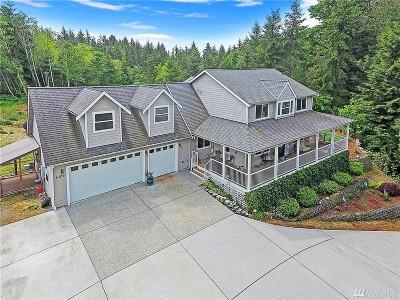 Camano Island Single Family Home For Sale: 486 Shannaron Lane
