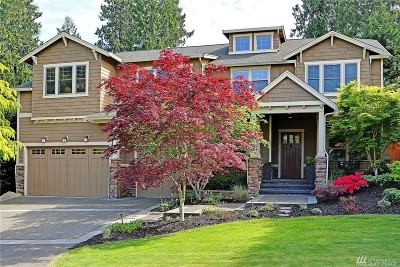 Bellevue Single Family Home For Sale: 10023 NE 29th Place