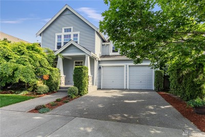 Sammamish Single Family Home For Sale: 22911 SE 13th Wy