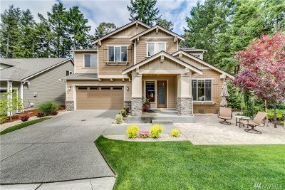 Gig Harbor Single Family Home For Sale: 3907 Plume Lane NW