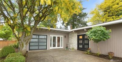 Bellevue Single Family Home For Sale: 16810 NE 6th St