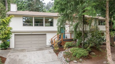 Bothell Single Family Home For Sale: 21820 3rd Dr SE
