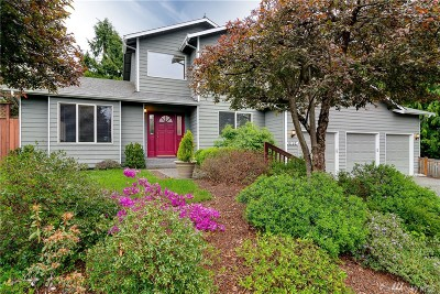 Edmonds Single Family Home For Sale: 8932 218th St SW