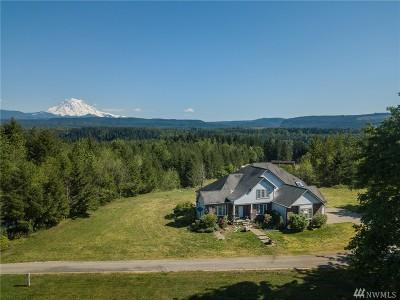 Orting Single Family Home For Sale: 16814 224th Av Ct E