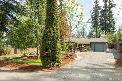 Bonney Lake Single Family Home For Sale: 20511 70th St E