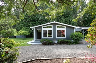Kingston Single Family Home For Sale: 21381 Jefferson Beach Rd
