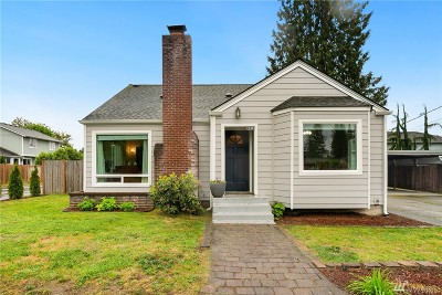 Marysville Single Family Home For Sale: 4810 84th St NE