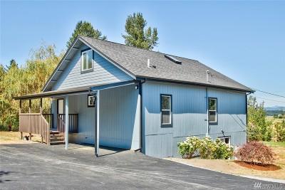 Mount Vernon Single Family Home Pending: 23110 Mud Lake Rd