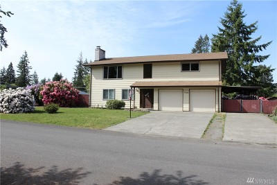 Lacey Single Family Home For Sale: 2558 25th Lp SE