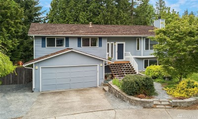 Bothell Single Family Home For Sale: 21917 8th Place W