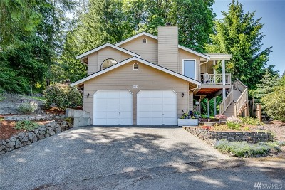 Bremerton Single Family Home For Sale: 9454 Newton Place