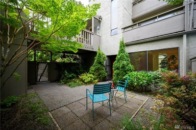 Seattle Condo/Townhouse For Sale: 6718 Parkpoint Wy NE #E-204