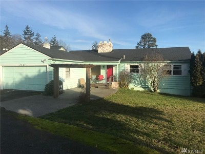 Anacortes Single Family Home For Sale: 3307 H Ave