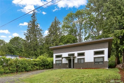 Ferndale Single Family Home For Sale: 3644 Galiano Dr