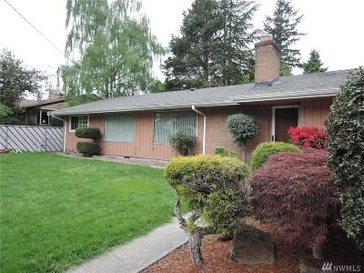 Tukwila Single Family Home For Sale: 10313 51st Ave S