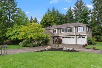 Bainbridge Island Single Family Home For Sale: 11246 Fieldstone Lane NE