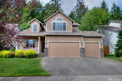 Olympia Single Family Home For Sale: 3314 Lady Fern Lp NW