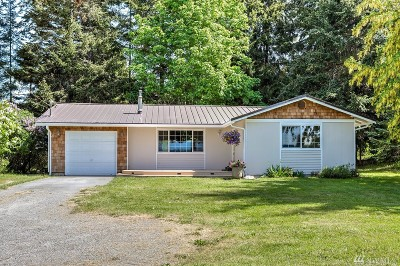 Coupeville Single Family Home Pending Inspection: 580 Wanamaker