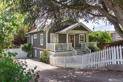 Kirkland Single Family Home For Sale: 311 8th Ave