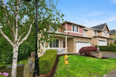 Seattle Single Family Home For Sale: 8624 S 133rd Place