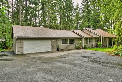 Gig Harbor Single Family Home For Sale: 13928 102nd St NW