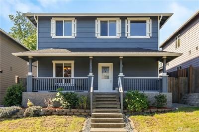 Lake Stevens Single Family Home For Sale: 9372 11th St NE