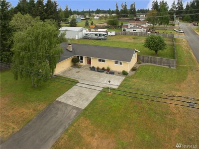 Tacoma Single Family Home For Sale: 2417 183rd St Ct E