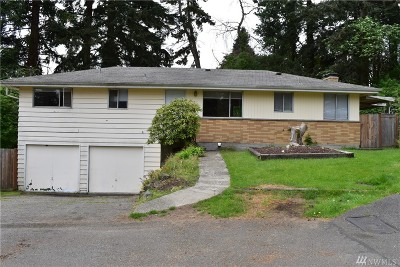 Edmonds Single Family Home For Sale: 23828 80th Ave W