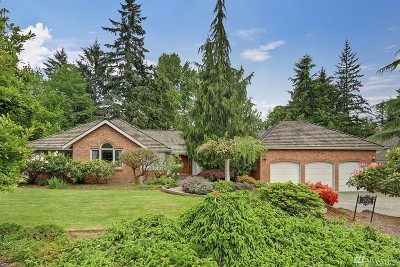 Bothell Single Family Home For Sale: 2926 184th Place SE