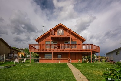Chelan Single Family Home For Sale: 307 Butte Rd