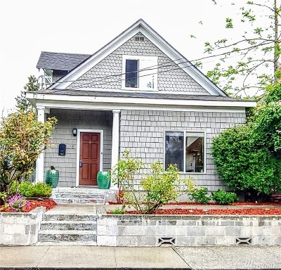Single Family Home For Sale: 805 S Prospect St