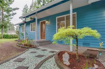 Pierce County Single Family Home For Sale: 2322 197th Av Ct SW
