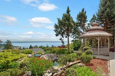 Camano Island Single Family Home For Sale: 429 Green Island Wy