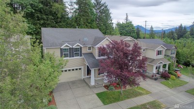 Snoqualmie Single Family Home For Sale: 7114 Allman Ave SE