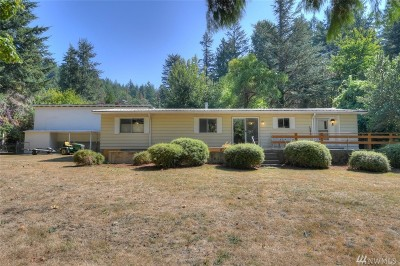 Olympia Single Family Home Pending Inspection: 1703 SW Delphi