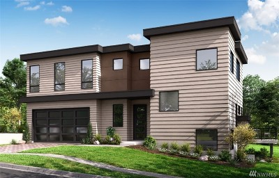 Kirkland Single Family Home For Sale: 8009 NE 116th Lane