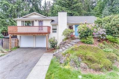 Redmond Single Family Home For Sale: 13311 NE 73rd St