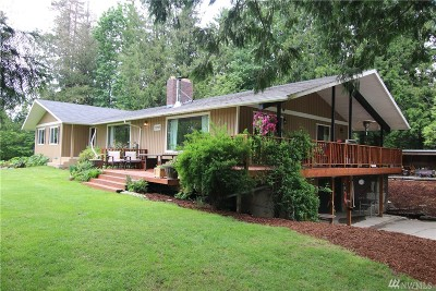 Bellingham Single Family Home For Sale: 2993 Eberly Rd