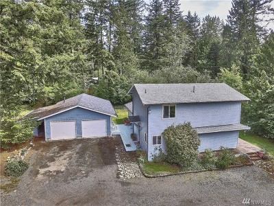 North Bend, Snoqualmie Single Family Home For Sale: 17619 Cedar Falls Rd SE