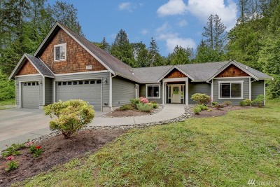 Stanwood Single Family Home For Sale: 20912 Frank Waters Road