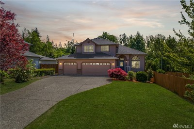 Snohomish County Single Family Home For Sale: 8320 96th St NE