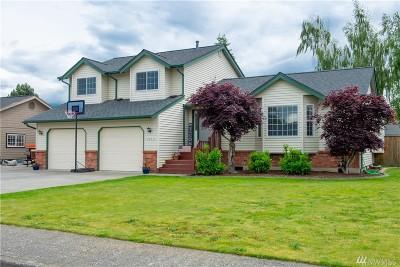 Single Family Home For Sale: 1036 Ridgeway Dr