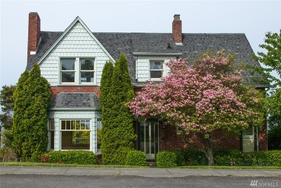 Bellingham Single Family Home For Sale: 920 13th St
