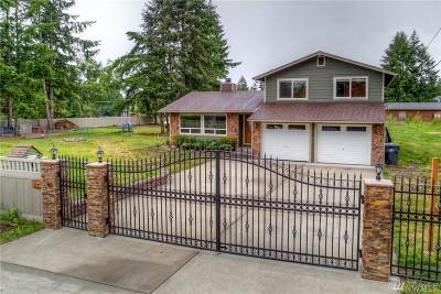 Tacoma Single Family Home For Sale: 2215 172nd St E