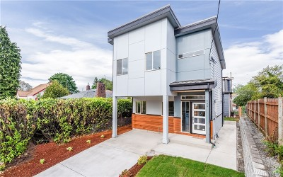 Tacoma Single Family Home For Sale: 808 S State St