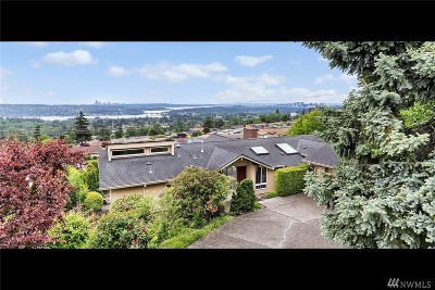 Bellevue Single Family Home For Sale: 4557 135th Ave SE