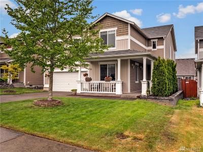 Graham Single Family Home For Sale: 20108 96th Av Ct E