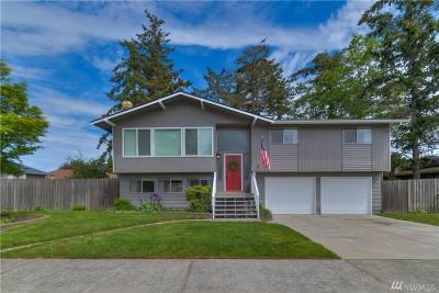 Oak Harbor Single Family Home Pending Inspection: 726 SW McCrohan St